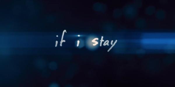 If I stay logo