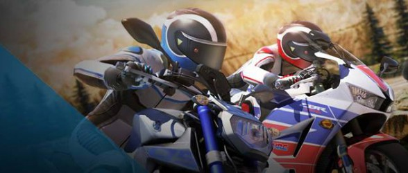 New trailer and pre-order DLC for RIDE