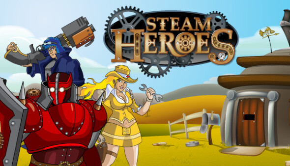 Steam Heroes released today