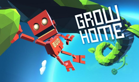 Ubisoft's Grow Home Announced!