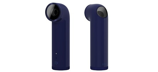 Streaming though HTC's RE camera!