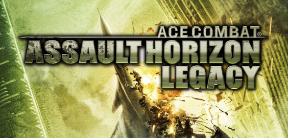 New skins for Ace Combat Assault Horizon Legacy revealed