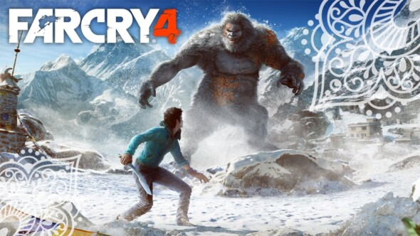 Far Cry 4 Valley of the Yeti's DLC coming March 10
