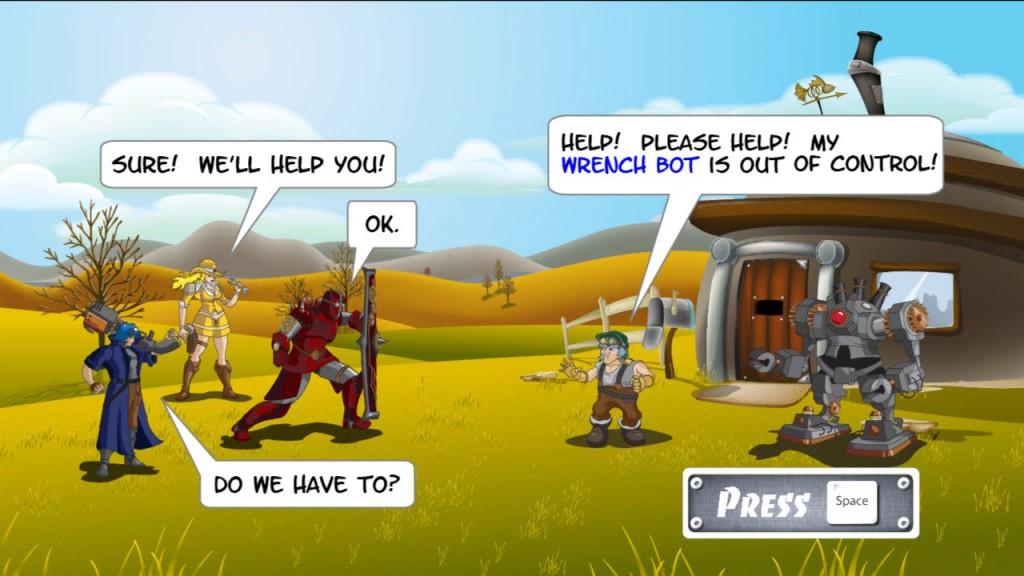 Steam Heroes 03