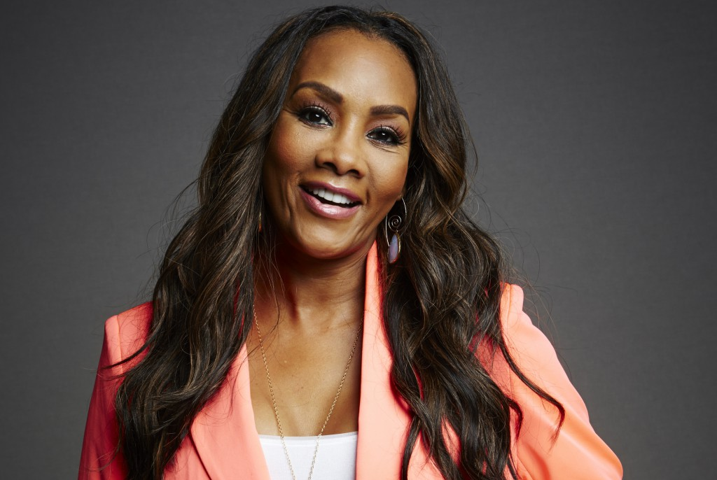 Vivica A. Fox stars in Golden Shoes