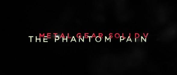 Metal Gear Solid V: The Phantom Pain Playstation Console Bundle
