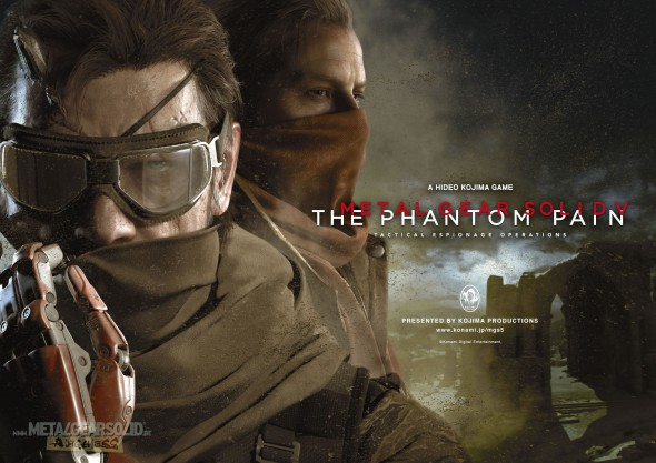 Metal Gear Solid V: The Phanton Pain