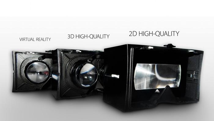 Cmoar VR headsets