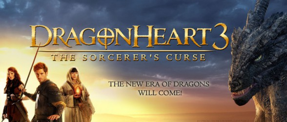 Home Release – Dragonheart 3: The Sorcerer's Curse