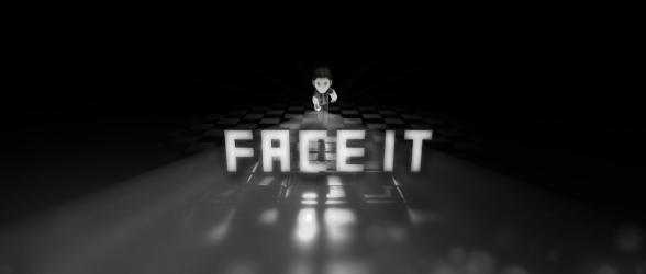 Face It makes you conquer your fears