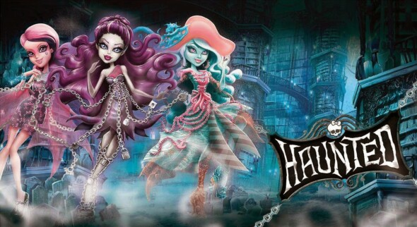 Home Release – Monster High: Haunted