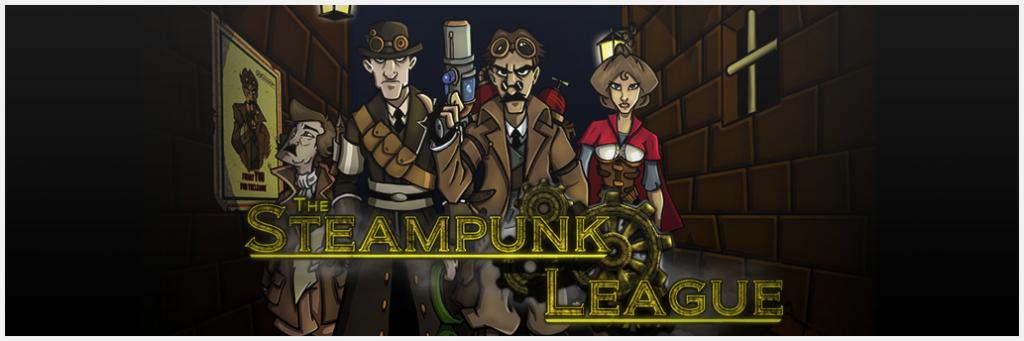 Steampunk_League