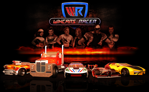 Wincars Racers Beta will start soon