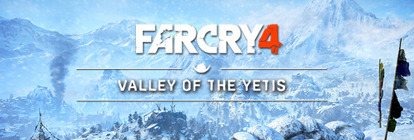 Far Cry 4 Valley of the Yetis DLC now available