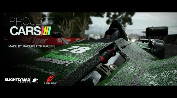 New Project CARS video