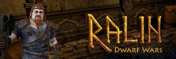 Ralin: Dwarf Wars launched on Kickstarter