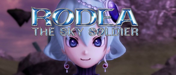 Wii U version Rodea The Sky Soldier packs Wii copy as well