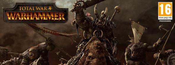 Total War: Warhammer announced