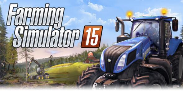 Farming Simulator 15 for Consoles: First trailer!