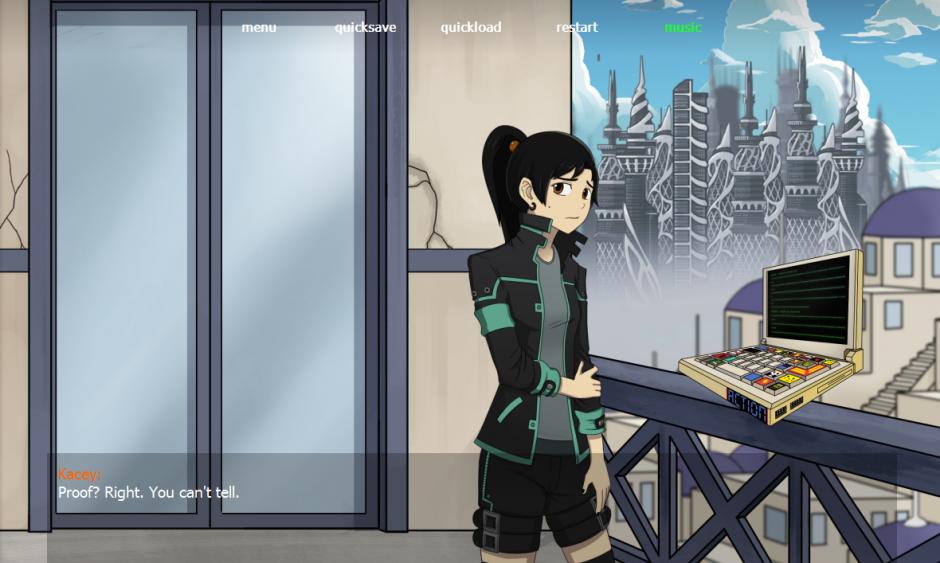 Invisible apartment zero2