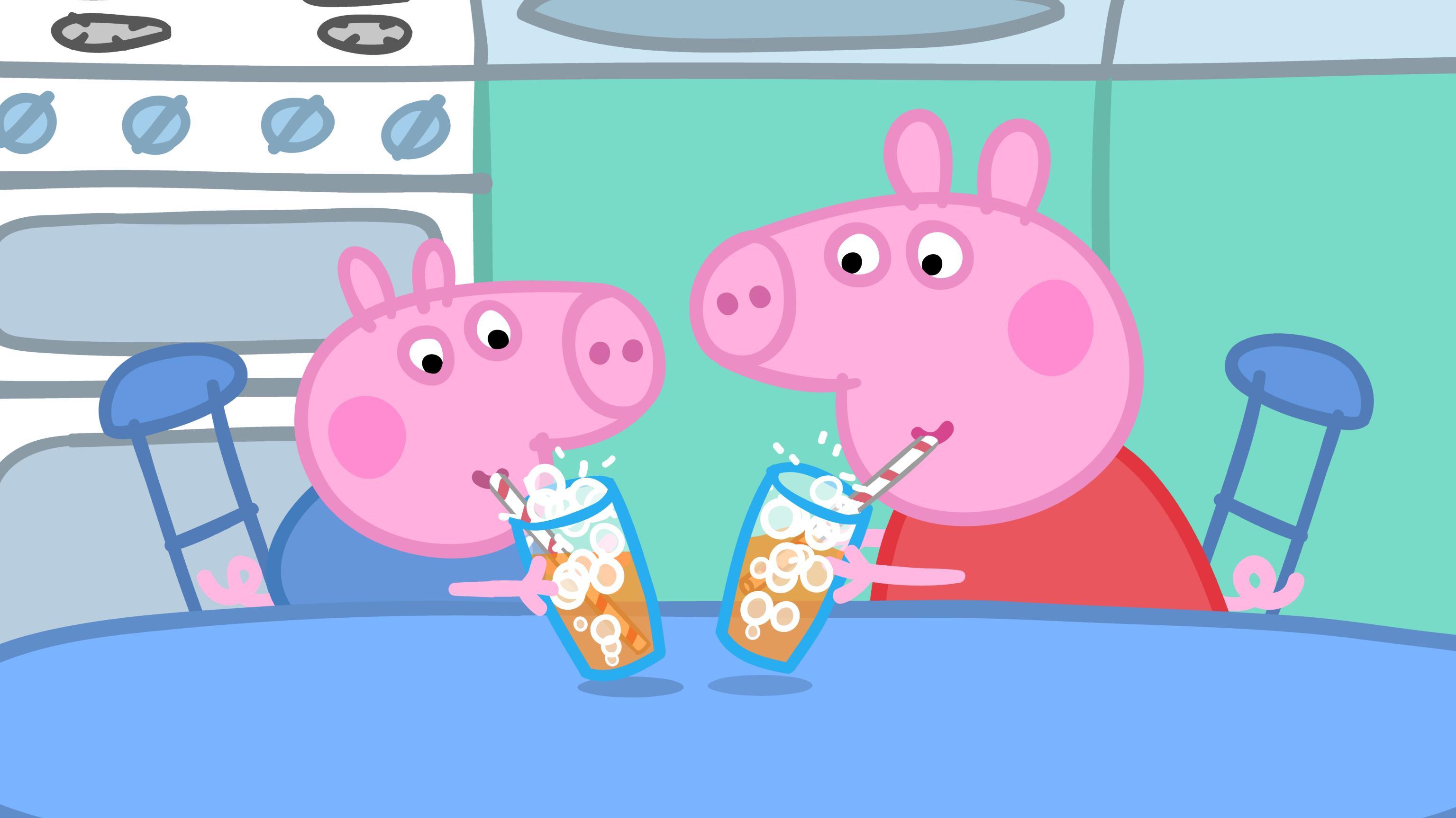 3rd-strike.com | Peppa Pig: Bubbels (DVD) - Series Review