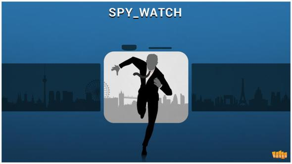 Spy_Watch announced for Apple Watch.