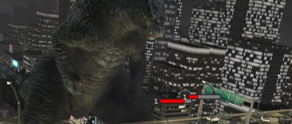 Be Godzilla!