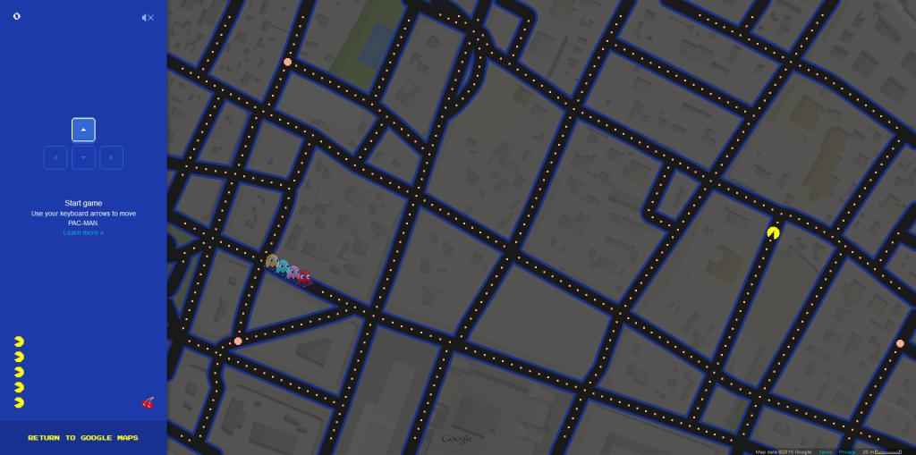 google maps prank