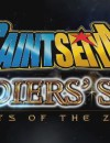 Saint Seiya: Soldiers' Soul will be released in fall