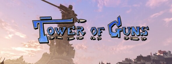 New First person shooter Tower Of Guns hits the marketplace