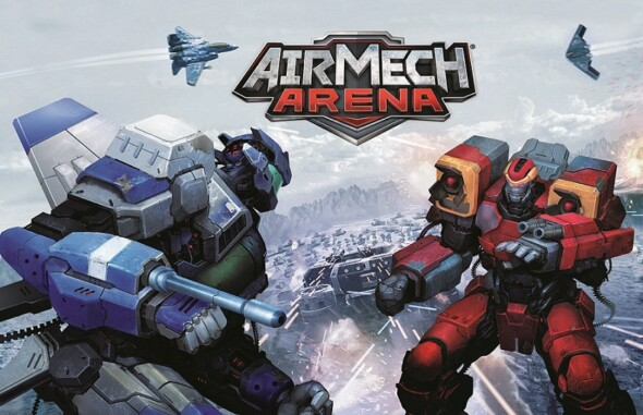 AirMech Arena now available on PS4 and Xbox One