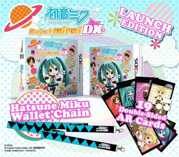 Hatsune Miku_Project Mirai DX_launch edition