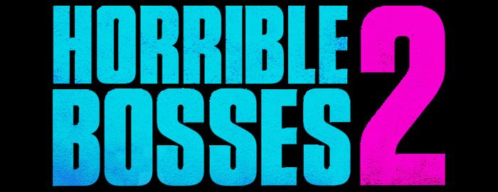 Horrible Bosses 2 logo