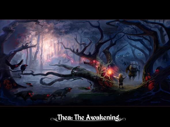 Strategic survival game Thea: The Awakening coming in 2015