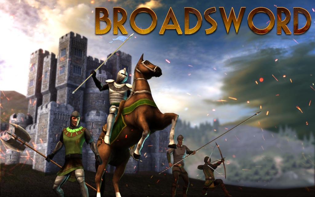 broadsword banner