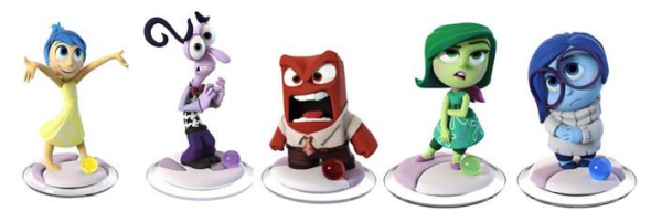Disney Infinity 3.0: Inside Out + Star Wars: Twilight of the Republic