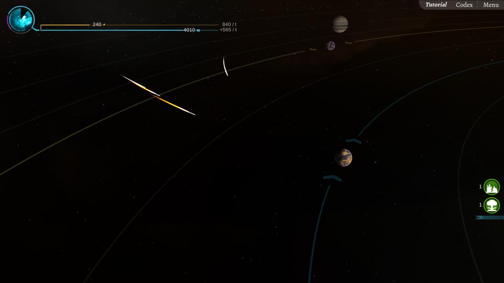 interplanetary battle