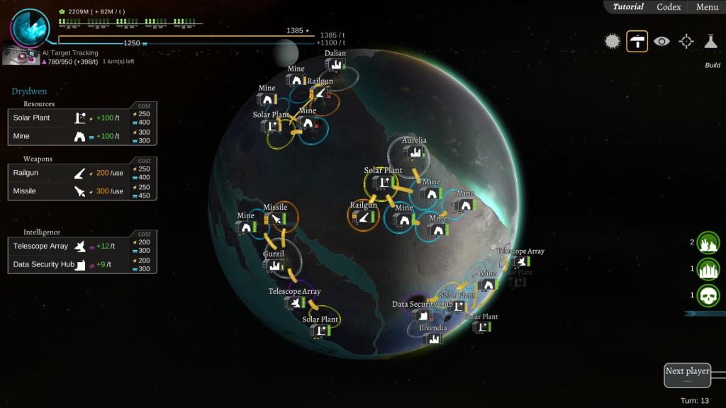 interplanetary build view