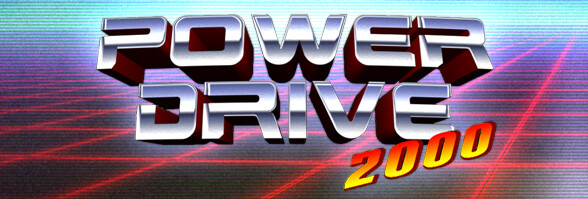 Power Drive 2000 launched on Kickstarter