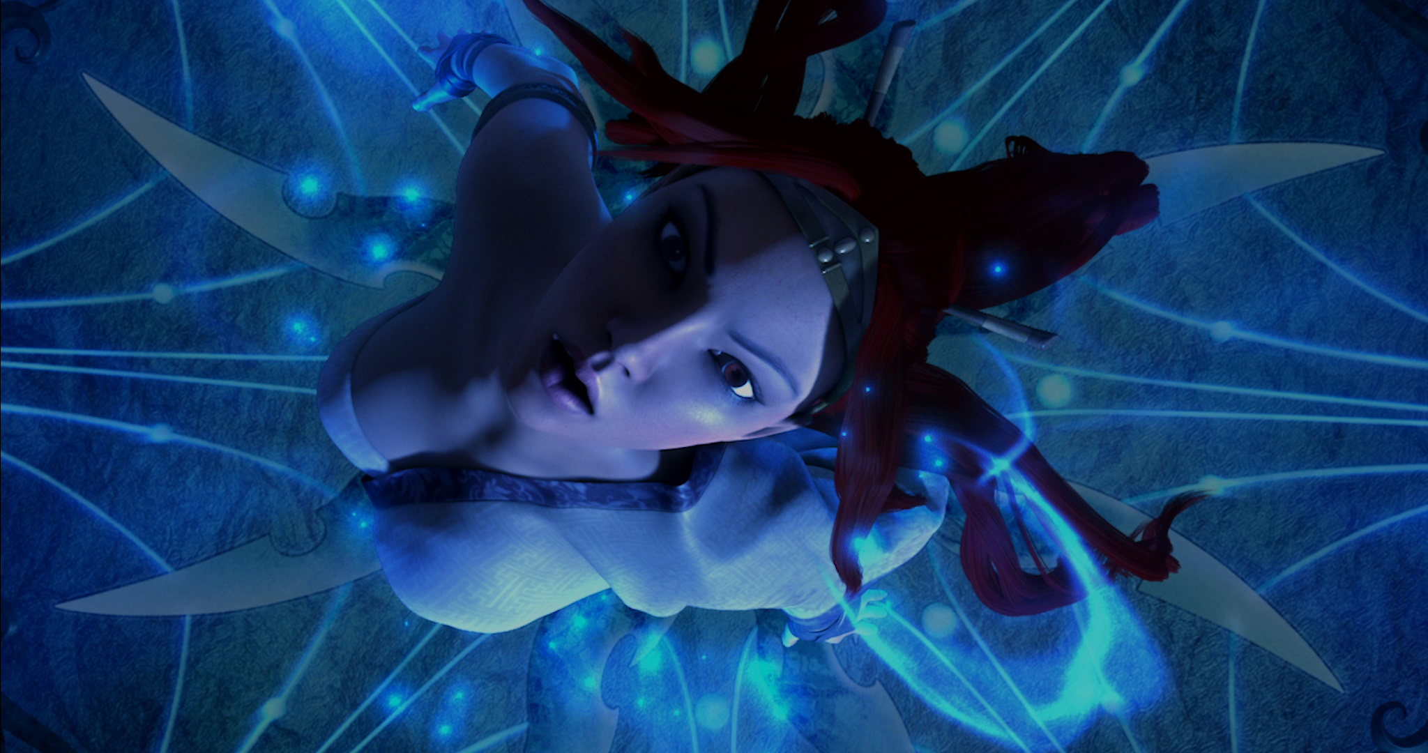 3rd Strike Com Heavenly Sword Blu Ray Movie Review