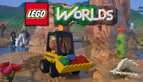 Make your own (LEGO) world