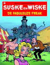 Suske en Wiske # 330 De Fabuleuze Freak – Comic Book Review