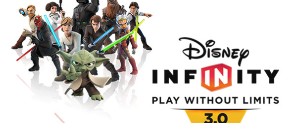 Star Wars: Rise Against the Empire strengthening the Disney Infinity 3.0 force