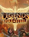 Legends of Fire & Steel on Kickstarter