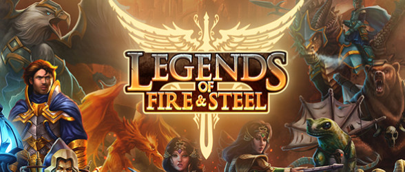 Legends of Fire & Steel on Kickstarter