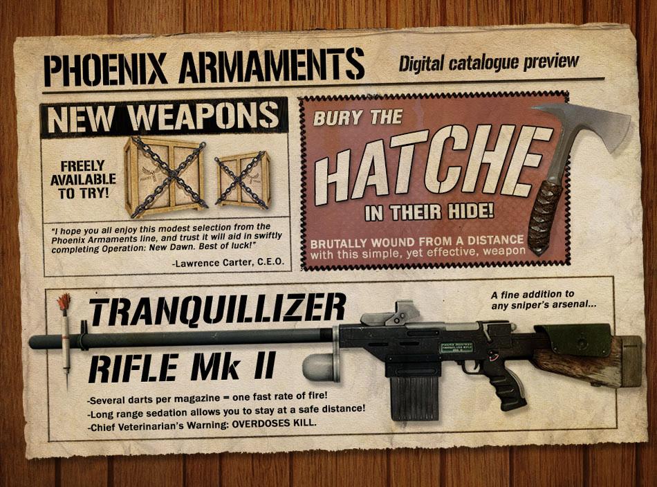 primal carnage extinction tranq rifle