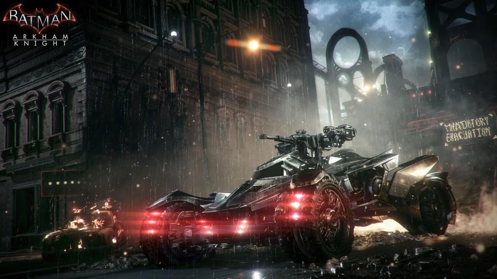 Arkham Knight 5