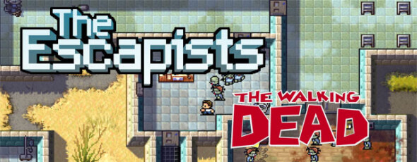 The Escapists The Walking Dead is heading to PlayStation 4