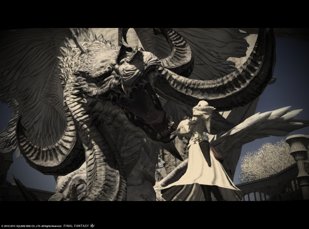 Final Fantasy XIV Online Heavensward 1