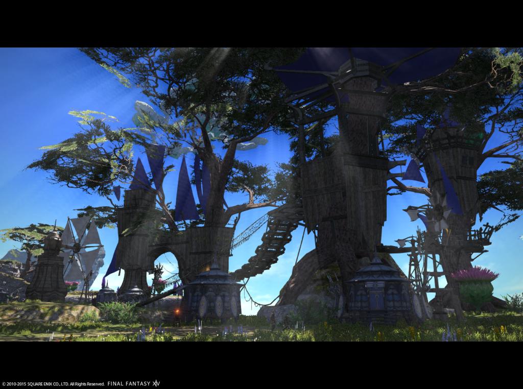 Final Fantasy XIV Online Heavensward 2